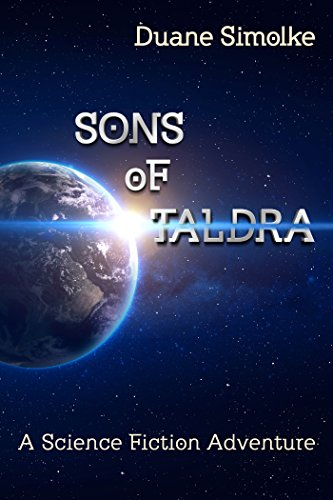 Sons of Taldra: A Science Fiction Adventure: Gay Sci Fi