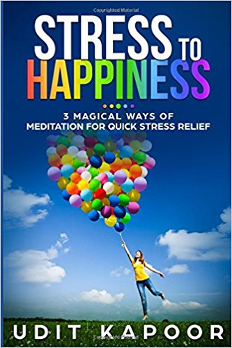 Stress to Happiness: 3 magical ways of meditation for quick stress relief