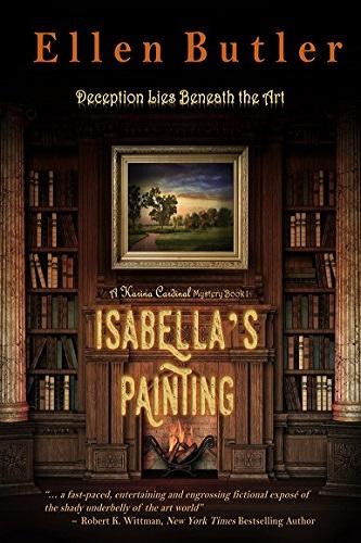 Isabella's Painting (Karina Cardinal Mystery Book 1)