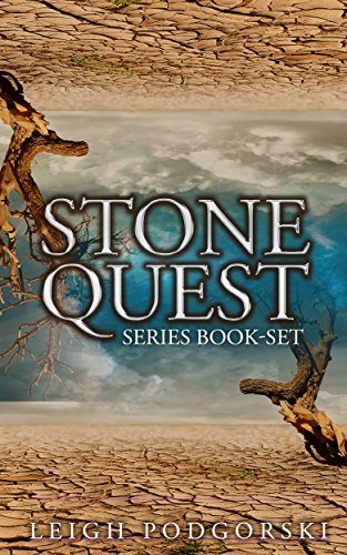 STONE QUEST: SERIES BOOK SET