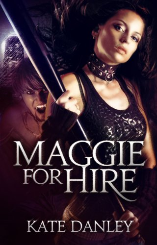 Maggie for Hire (Maggie MacKay Magical Tracker Book 1)