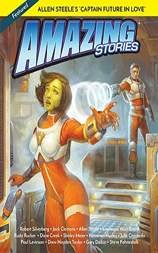 Amazing Stories: Fall/WorldCon 2018 Edition (Issue Book 614)