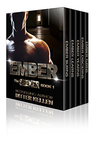 Ember: A Dark Vampire Romance (The Seeker Series Book 1)