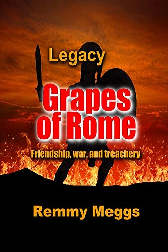 Legacy (Grapes of Rome Book 1)