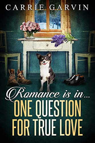 Romance is in...: One Question For True Love